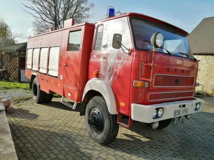 Sprzedaż samochodu pożarniczego