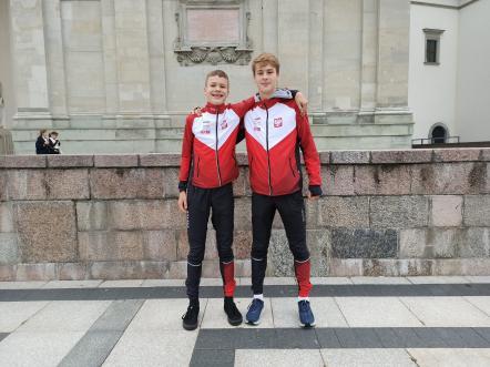 Nasi na Mistrzostwach Europy Juniorów !