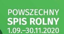 Powszechny Spis Rolny 2020 - informacja o dyżurach GBS w Warcie Bolesławieckiej
