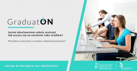 Informacja. Wsparcie osób z niepełnosprawnościami.