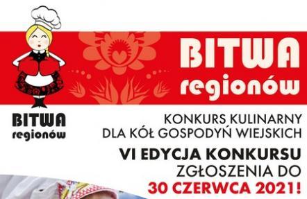 Bitwa Regionów w nowej odsłonie! Zgłoszenia należy przesyłać do 30.06.2021r.