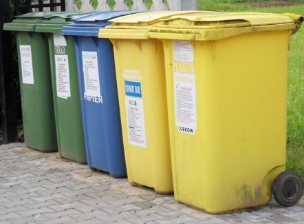 Przypominamy, że odpady posegregacyjne to nie odpady zmieszane! Prosimy o rzetelną segregację