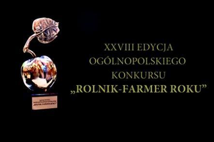XXVIII edycji Ogólnopolskiego Konkursu ROLNIK-FARMER ROKU