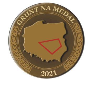 """Nasza GMINA zakwalifikowała się do II etapu ogólnopolskiego konkursu """"Grunt na Medal 2021"""""""