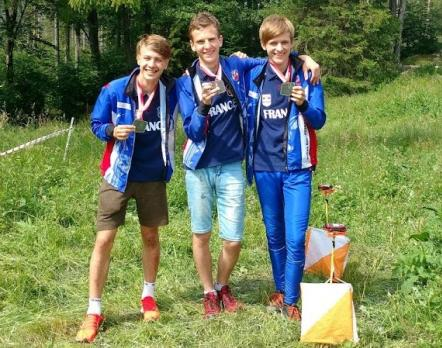Dwa medale Mistrzostw Polski