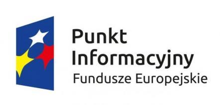 PUNKT INFORMACYJNY FUNDUSZY EUROPEJSKICH