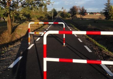Budowa nowych odcinków drogi  rowerowej